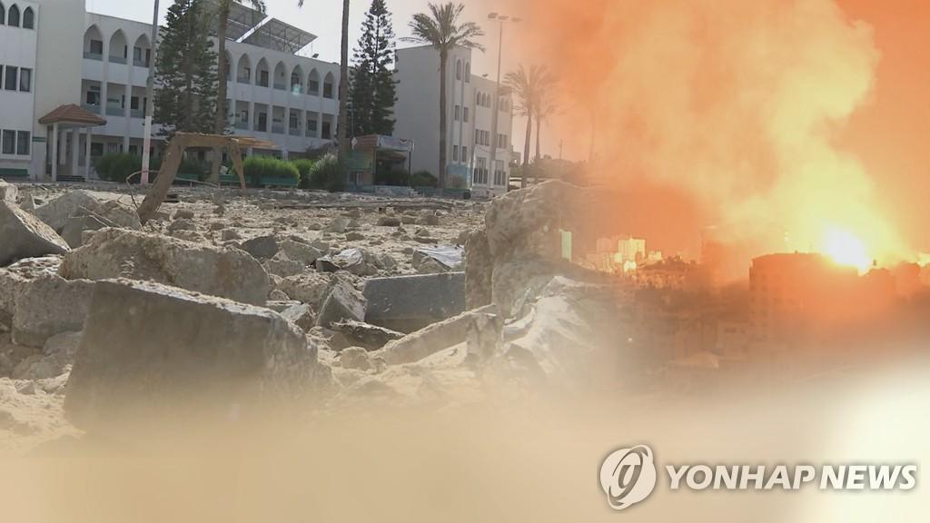 朝媒连日报道巴以武力冲突消息谴责以色列