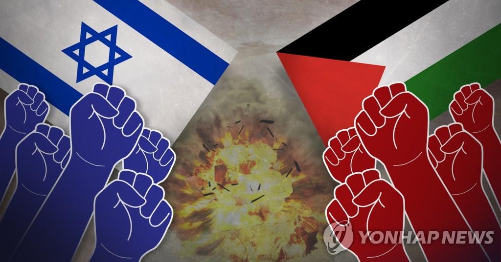 朝鲜谴责以色列空袭加沙致大批儿童伤亡