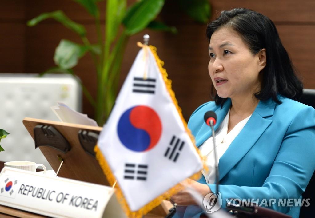 韩贸易代表吁美国和渥太华集团引领世贸组织改革