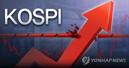 韩国综合股指再创盘中新高