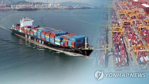 报告:韩国出口对经济贡献率创近三年新高