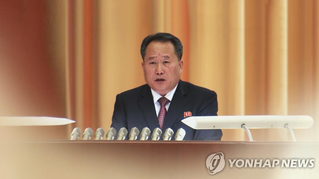 朝鲜外务相谴责美国幕后指使古巴反政府活动