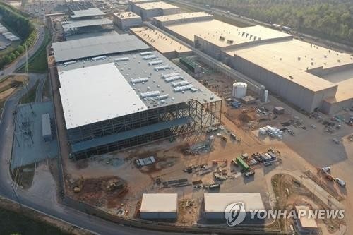 SK创新拟在盐城独资建设在华第四家电池厂