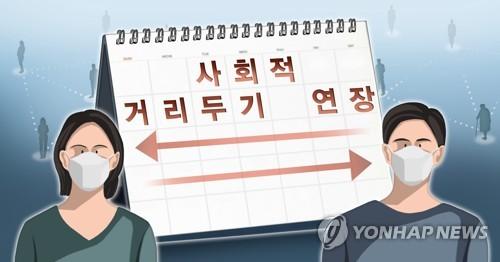 详讯:韩现行防疫响应措施再延两周