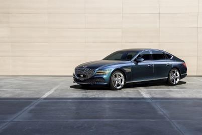 现代汽车将召回177辆捷尼赛思G80电动版