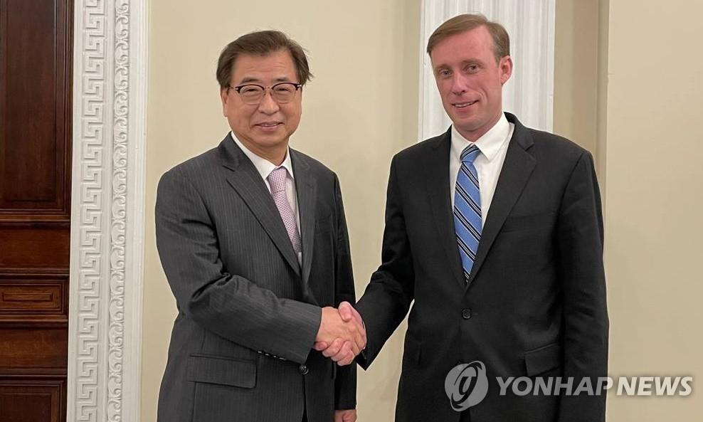 韩国国安常委会讨论尽早重启韩朝对话方案