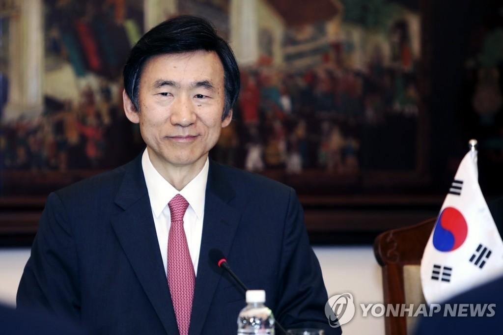 韩外长:美考虑用一切可用手段解决朝核