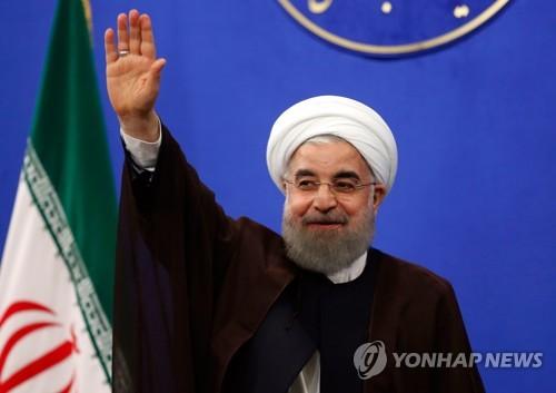 伊朗总统鲁哈尼(韩联社)