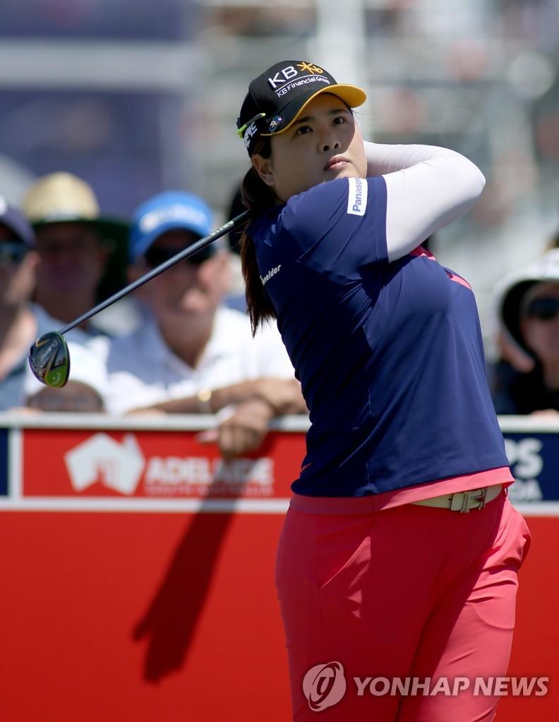朴仁妃夺澳洲女子公开赛LPGA第20冠