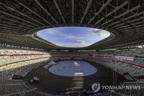 2020东京奥运会正式启幕