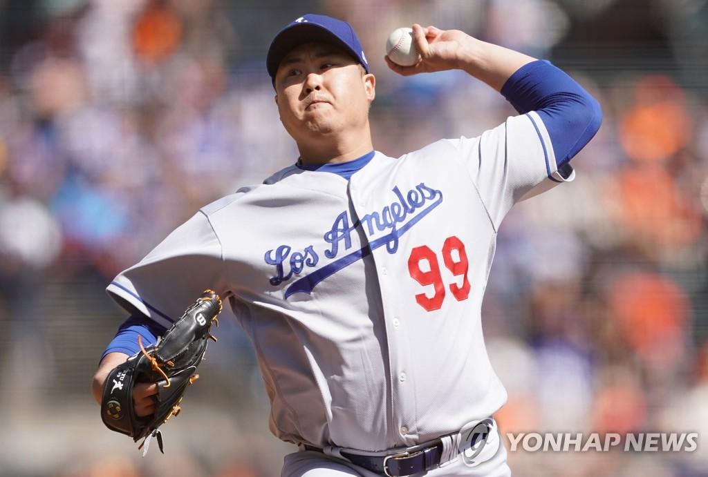 柳贤振拿下美职棒防御率王成亚洲第一人