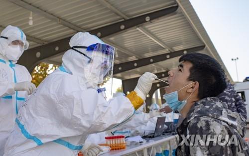 一韩国乘客赴华后确诊感染新冠