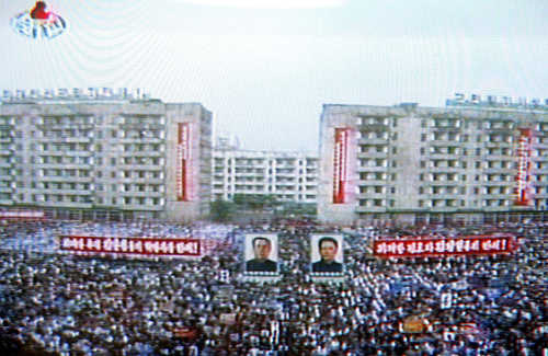 朝鲜低调纪念韩战71周年