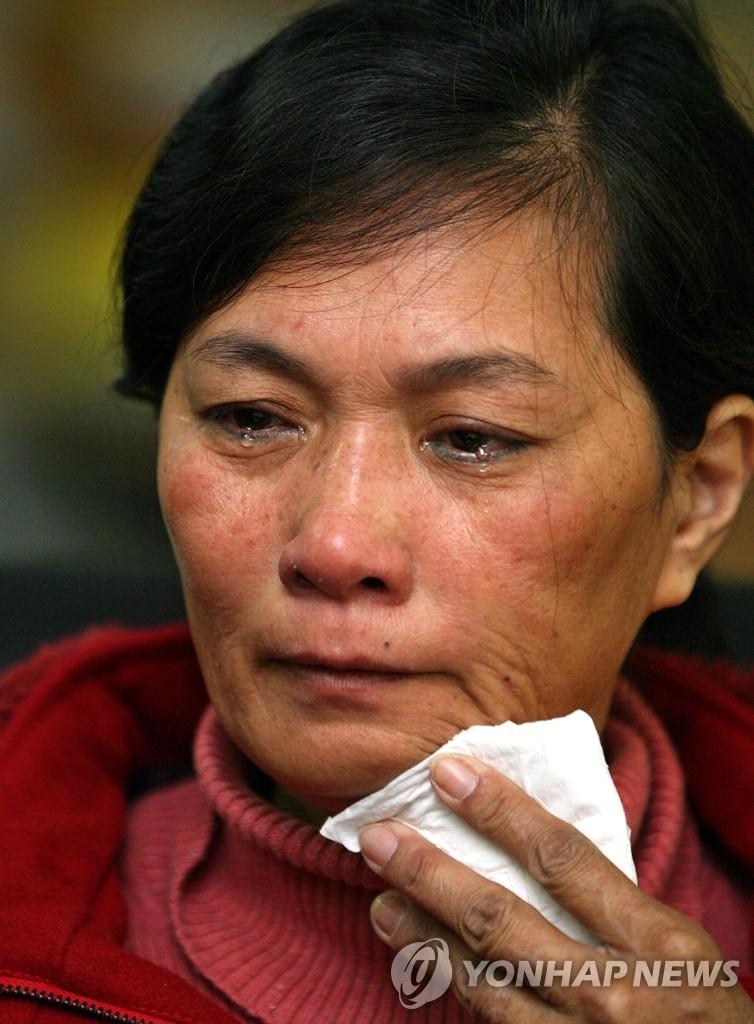 妈妈的眼泪