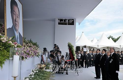 朝鲜是否派团吊唁韩前总统夫人李姬镐引关注