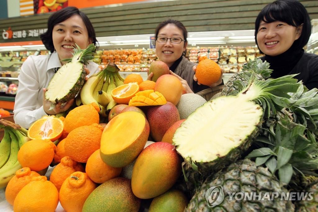 国产热带水果