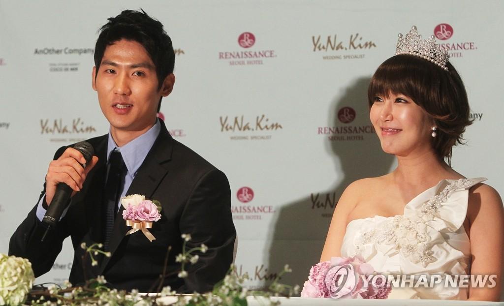 前女生组合SES成员Shoo今天成婚