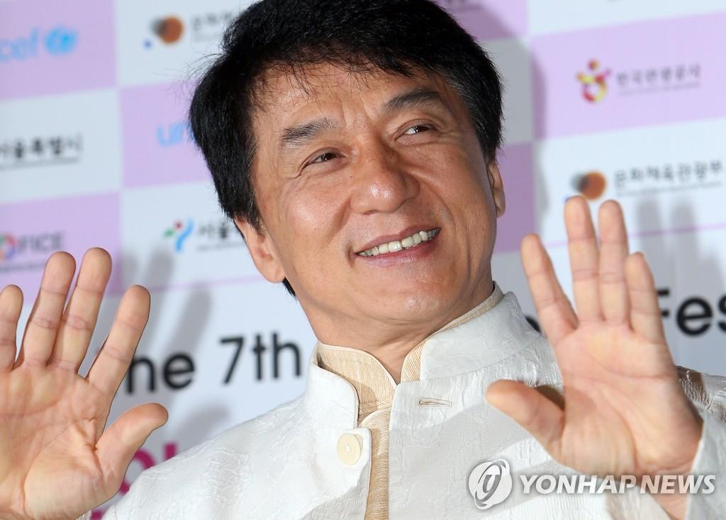 成龙被委任为亚洲音乐节组委会名誉委员长