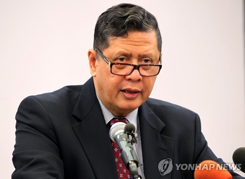 联合国朝鲜人权特别报告员达鲁斯曼