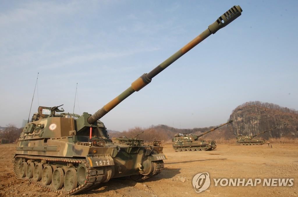 K-9自行火炮