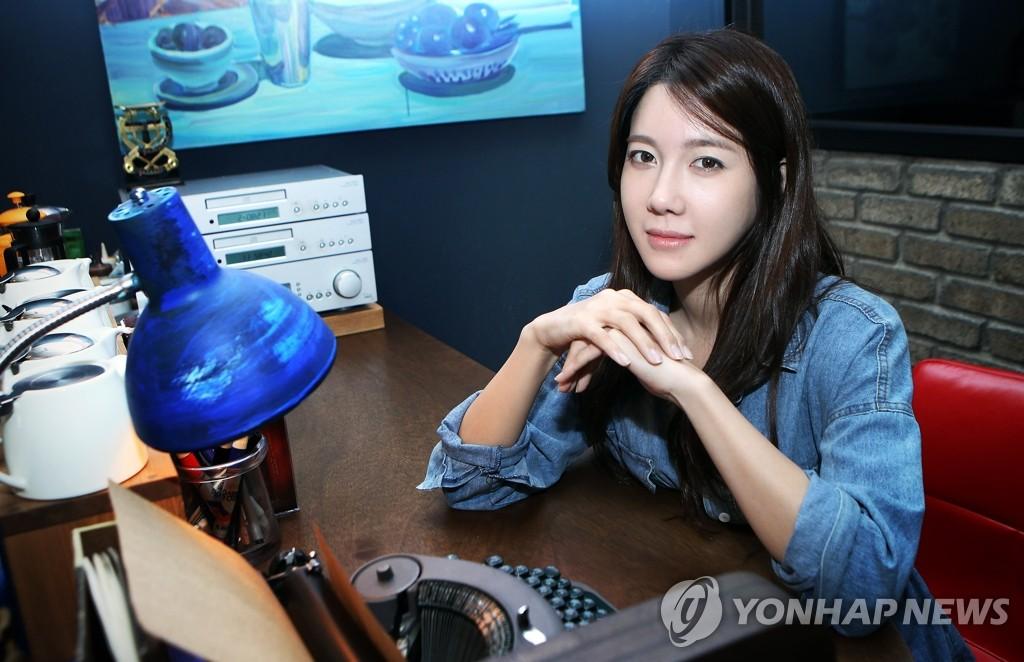 演员李智雅