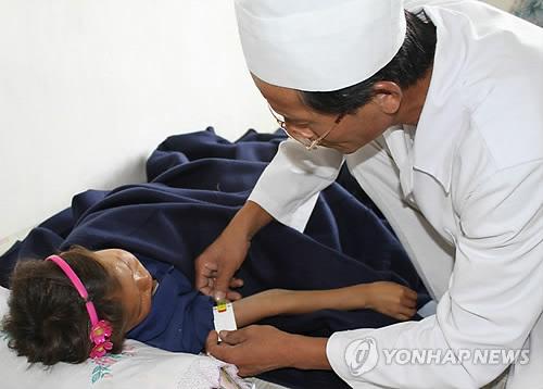 联合国报告:近五成朝鲜居民营养不良