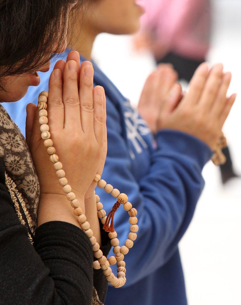 韩京畿祈福游:可怜天下父母心 为求中榜拜山寺