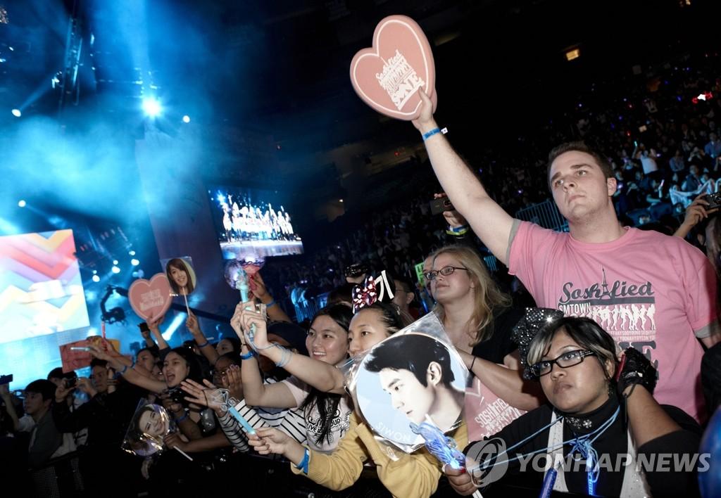 SMTOWN世界巡演第三季下月18日在首尔举行