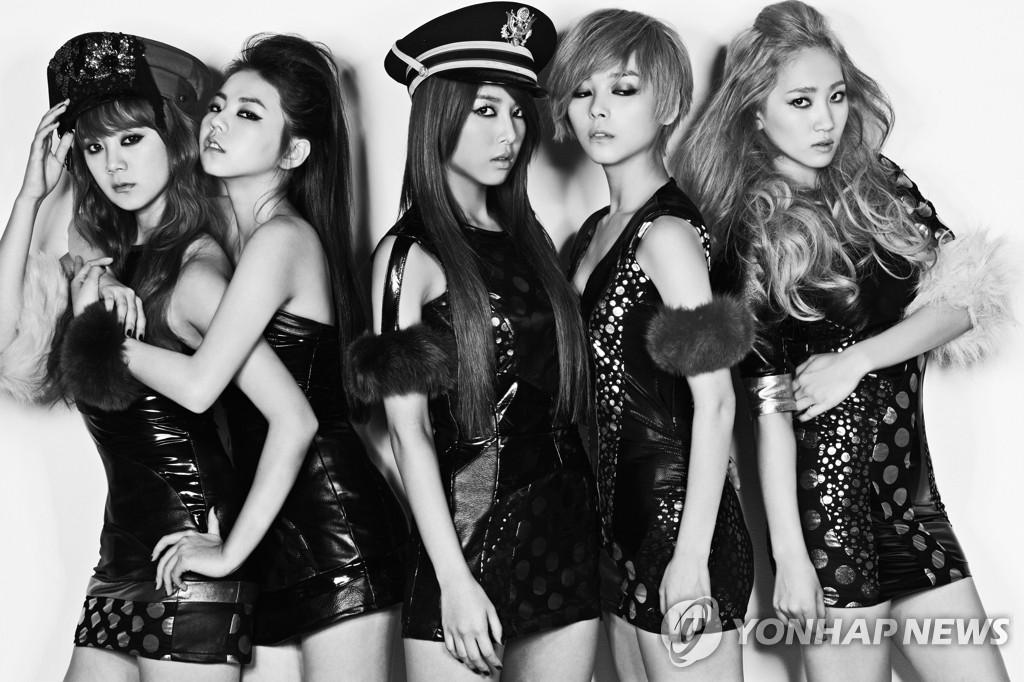 Wonder Girls公开新专辑预告照