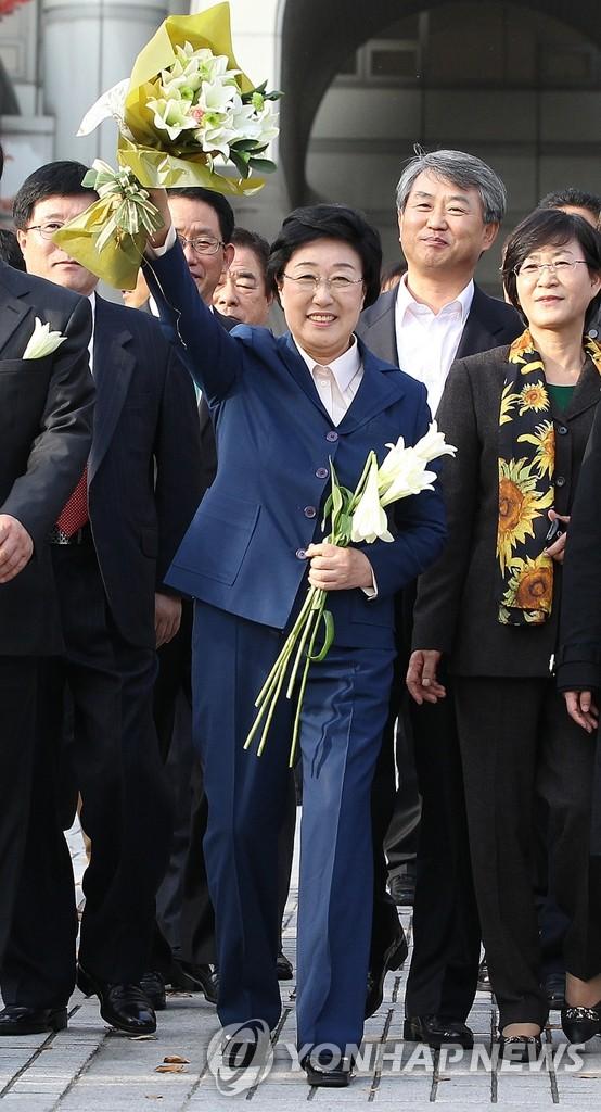 前总理韩明淑被判无罪