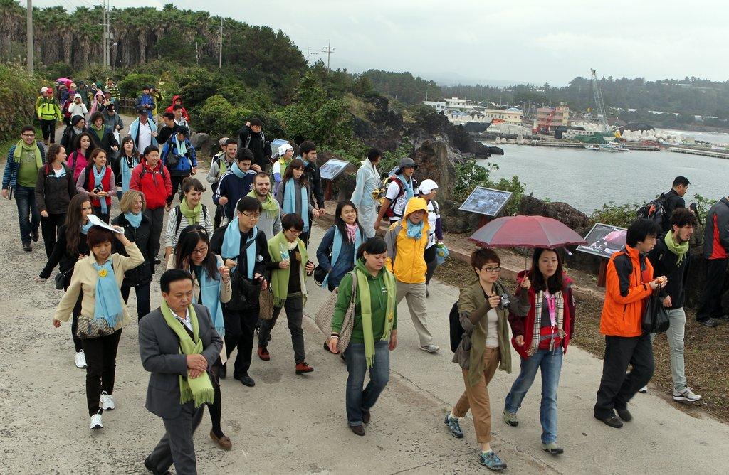 济州道今年春节将接待逾两万中华区游客