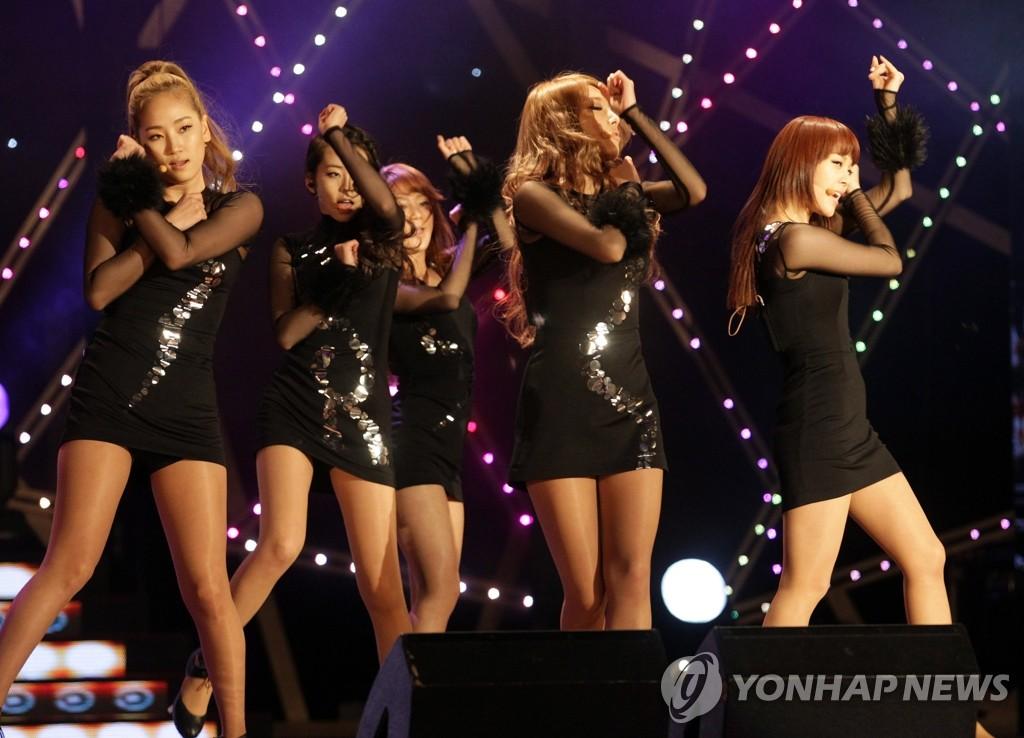 Wonder girls主演的TV电影下月在美国全境播放