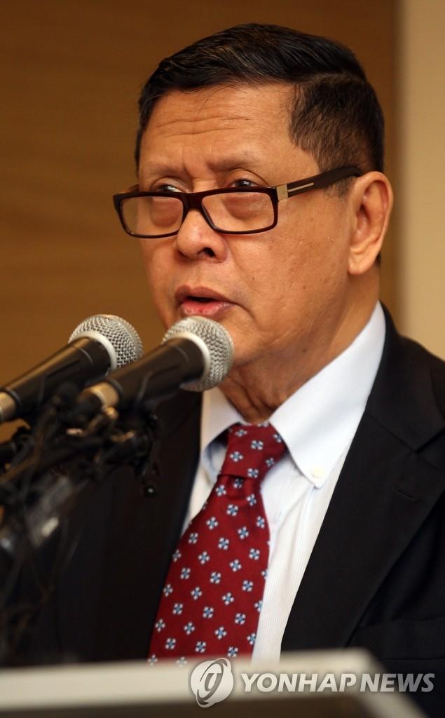UN朝鲜人权报告员达鲁斯曼