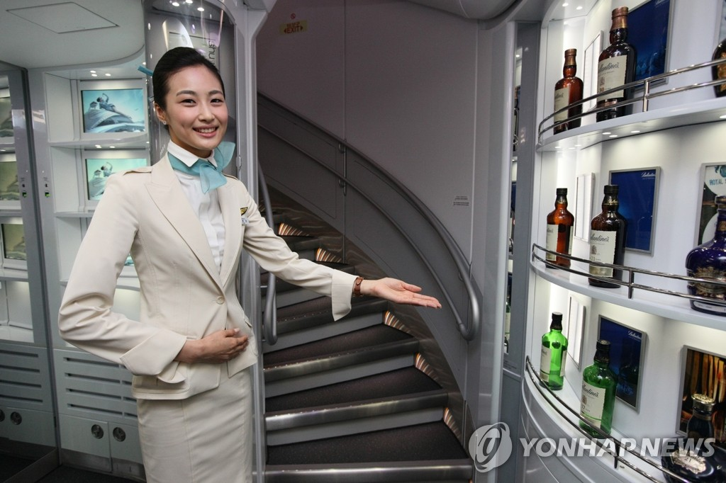 大韩航空A380已运送乘客40万人次