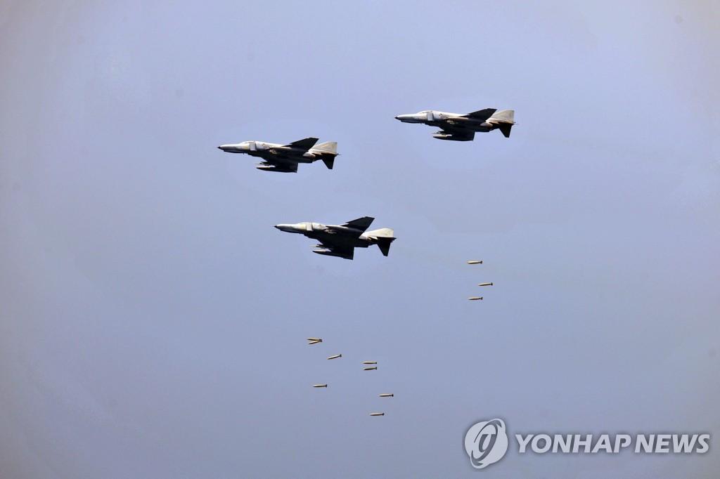 韩美今日将进行联合战斗演习