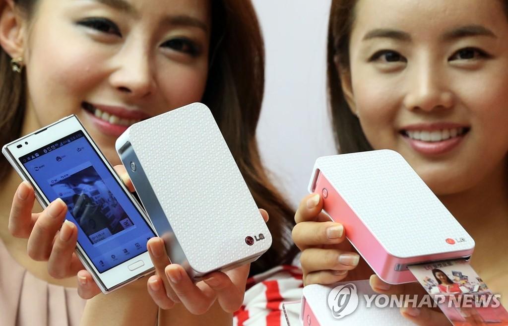LG电子在日本和北美积极推介智能手机Optimus G