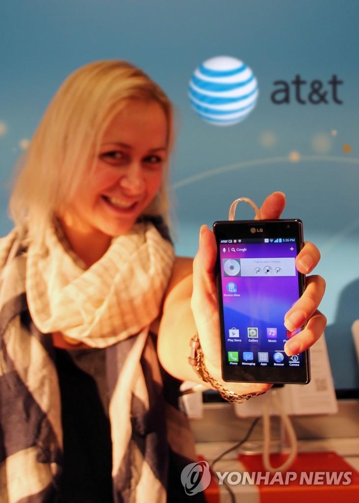 LG电子Optimus G获得《消费者报告》评比第一