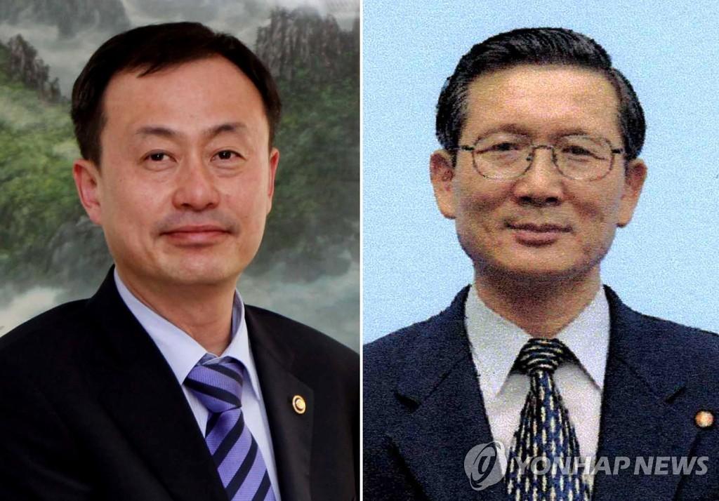 韩朝双方通报的当局会谈代表团团长