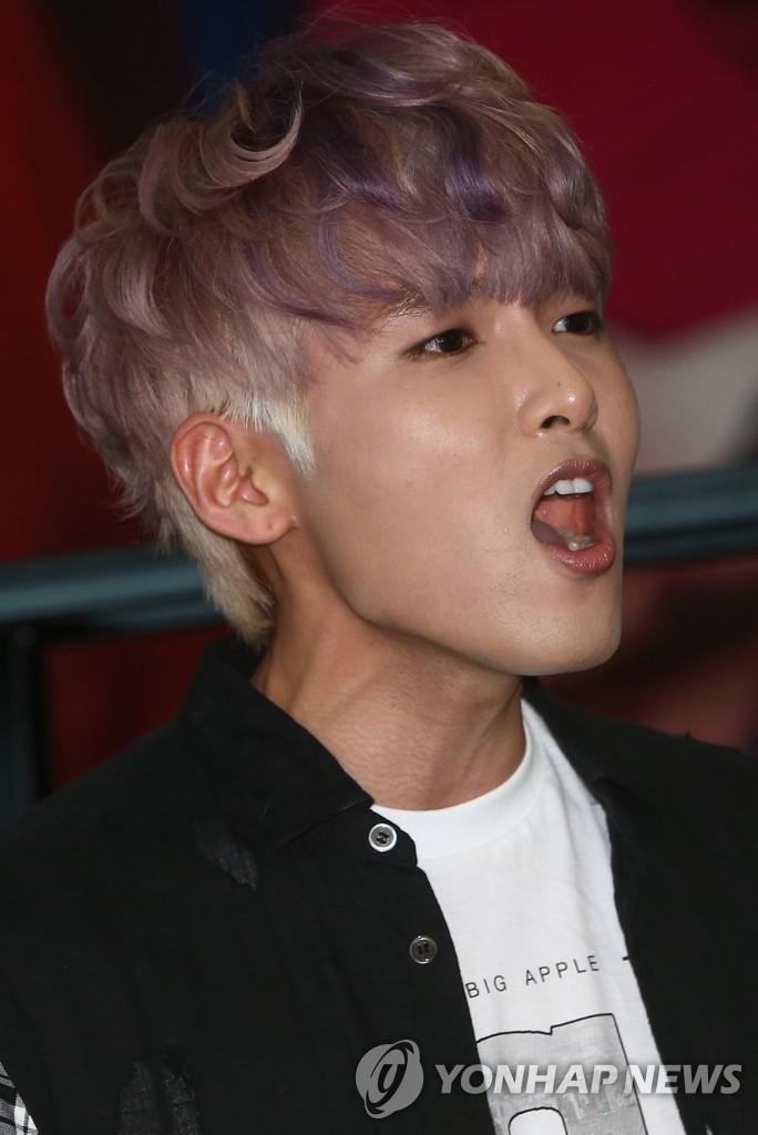 SJ厉旭出演《歌舞青春》