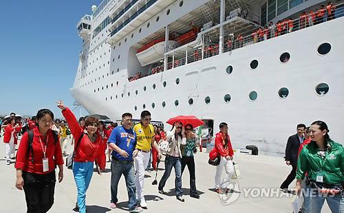 今年济州接待12个中国奖励旅游团同比大增