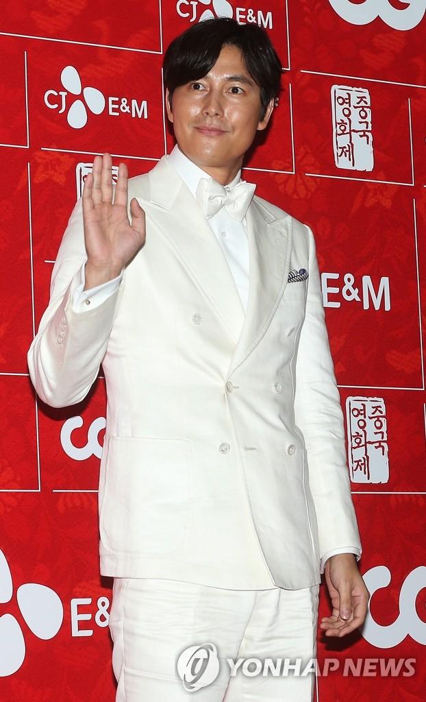 """郑宇成出席""""2013中国电影节""""开幕式"""