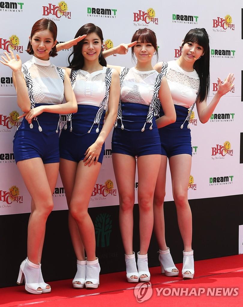 女团Girl's Day推出新专辑《女总统》
