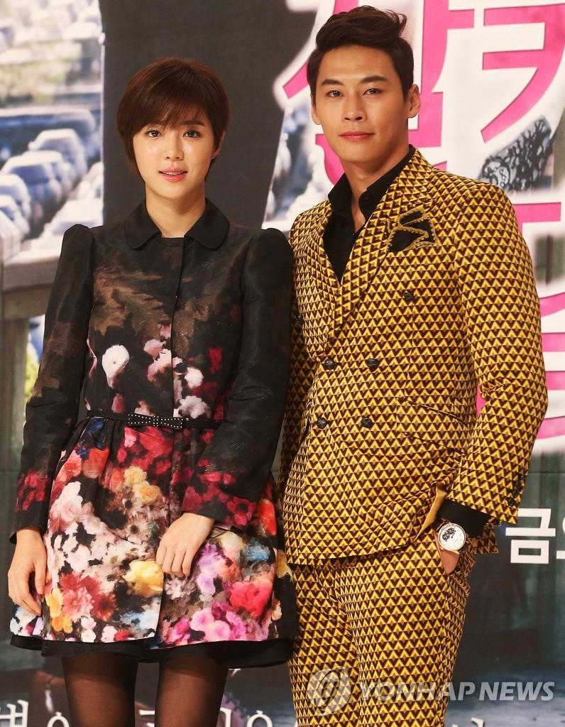 朴韩星和郑恩宇