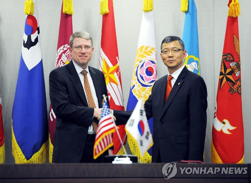 韩美作战权高级别协商机制首次会议