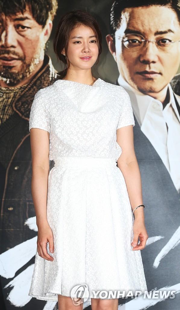 李诗英出席《神之一手》媒体试映会