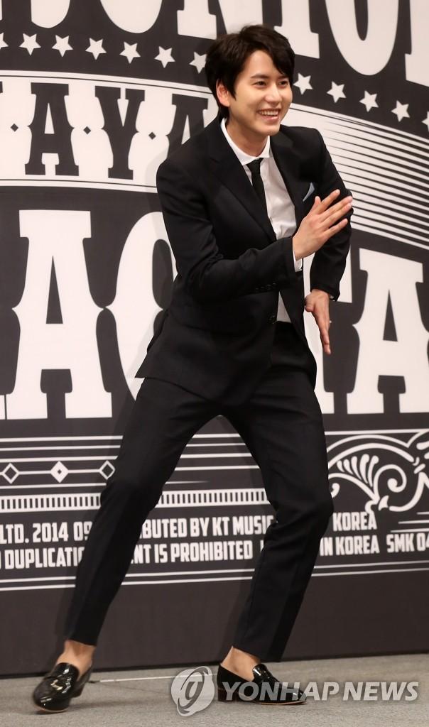 SJ圭贤因声带小结暂停娱乐圈活动
