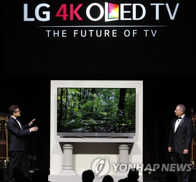 LG电子在美发布ULTRA OLED电视