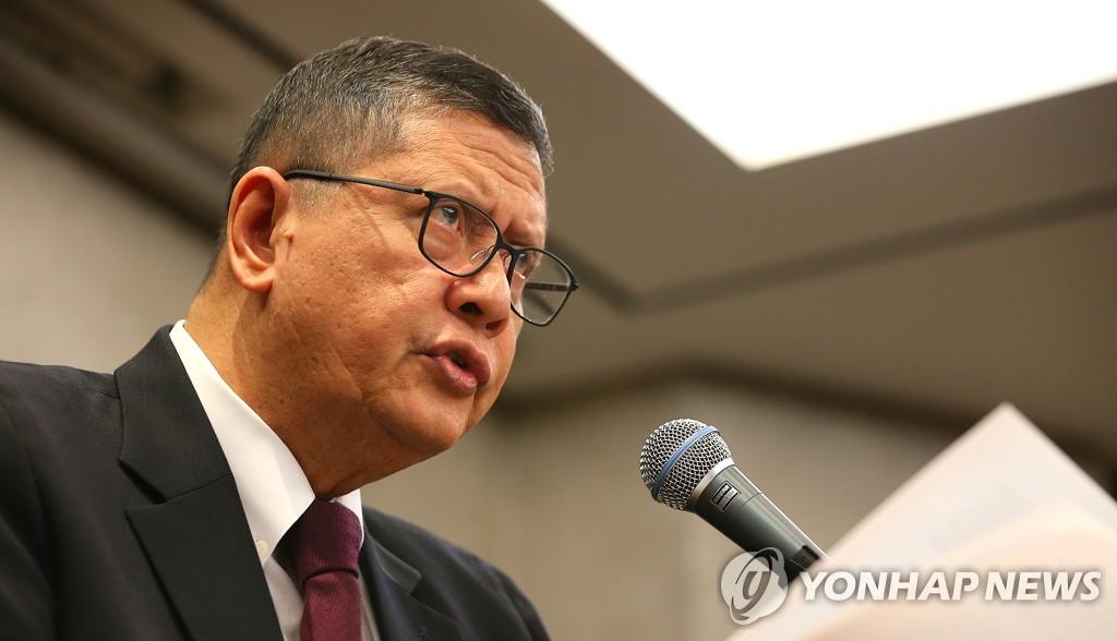 联合国朝鲜人权报告员召开记者会