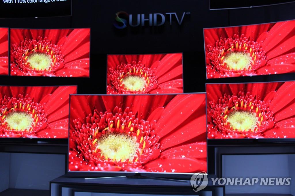 三星在CES上首发SUHD电视