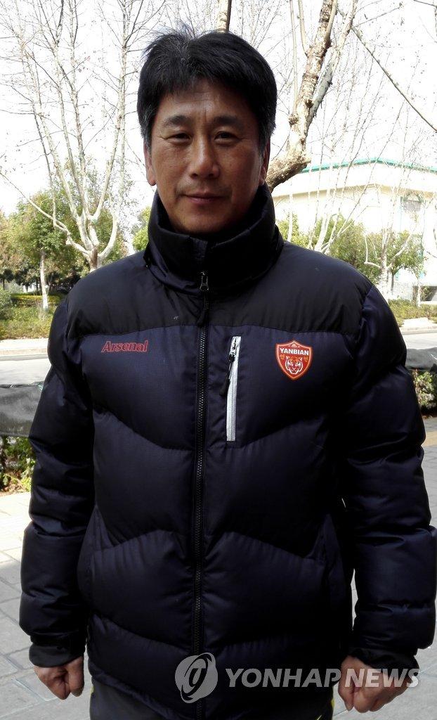 韩籍教练朴泰夏任中国女足黄队主帅